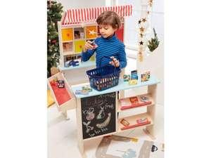 PLAYTIVE® Houten speelwinkel voor €29,99 (was €49,99) @ Lidl-shop