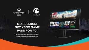 Gratis 3 maanden Xbox Game Pass PC bij Crunchyroll Premium (proefperiode)