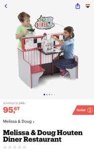[bol.com] Melissa & Doug Houten Diner Restaurant €95,67