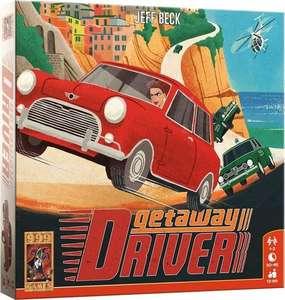 999 games Getaway driver 2 speler bordspel @bol.com