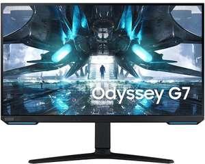 "Samsung Odyssey G7 28"" 4K 144hz HDMI 2.1 monitor"