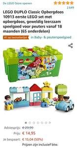 LEGO DUPLO Classic Opbergdoos 10913