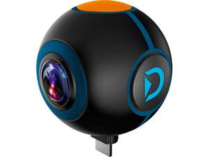 Discovery Adventures HD 720P 720° Android Action Camera