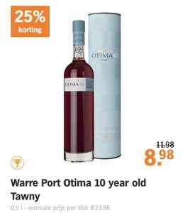 BONUS -Warre Port Otima 10 year old Tawny
