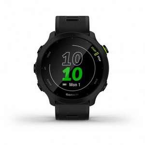 Garmin Forerunner 55 smartwatch (alleen zwart €153.99)