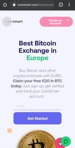 [gratis geld] 20 euro in bitcoin bij.