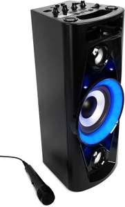 Warehouse: Reflexion PS07BT, Mobile Disco-Soundmachine (Incl. Bluetooth, Radio, 2 x USB, Aux-In, Karaokefunctie En Accu)