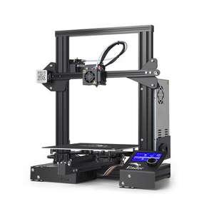 Creality Ender-3 3D printer met 5M filament voor €118,70 (verz. uit Polen) @ BangGood