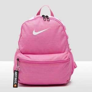 Nike Brasilia Rugzak Roze/Wit voor €12,50 @ Perry Sport