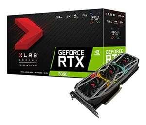 PNY GeForce RTX™ 3090 24GB XLR8