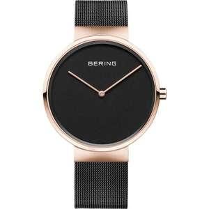 Bering 14539-166 Classic dames horloge voor €56,70 @ Amazon.nl