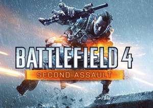 [Gratis DLC] Battlefield 4 second assault @origin