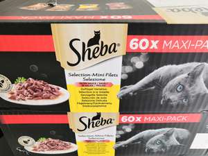 Sheba Selection mini filets @Hornbach Tilburg