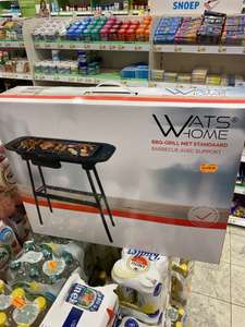 Wats home tafel barbecue incl standaard. [kruidvat]