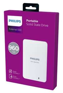 Philips 960gb SSD extern
