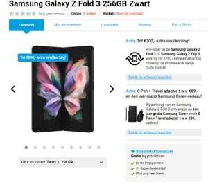 100 euro extra cashback via Belsimpel op de nieuwe Samsungs