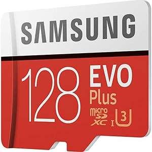 Samsung EVO PLUS 128 GB Micro SD