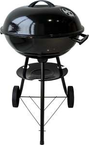 Morgiano Charcoal Barbecue Kettle - With Wheels of €14,99 met Select