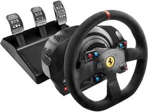 T300 Ferrari Alcantari - Incl. T3PA pedalenset