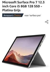 Surface pro 7 i5 8gb 128gb ssd
