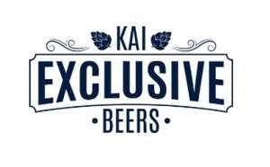 20% korting op alle bieren bij Kai Exclusive Beers