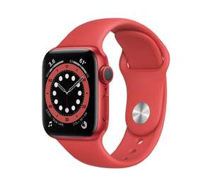 Apple Watch Series 6 (40mm) Rood
