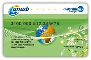 Gratis 1 jaar ANWB CKE campeerkaart