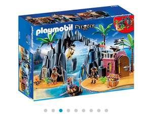 Playmobil piratenhol 6679