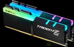 G.Skill Trident Z RGB F4-2666C18D-16GTZR