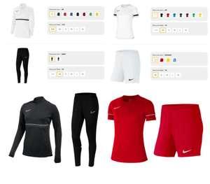 [Nu €59,95] Nike Academy 21 - 4-delige damesset in verschillende kleuren voor €66,59