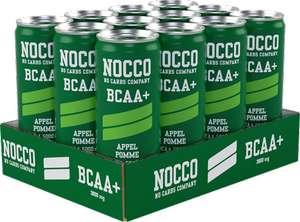 Nocco BCAA 12 x 250ml tray @supspace.nl
