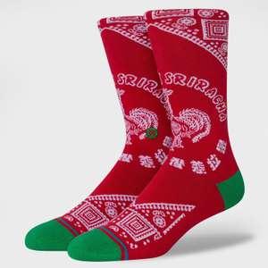 Stance Sriracha sokken, maat 39-42