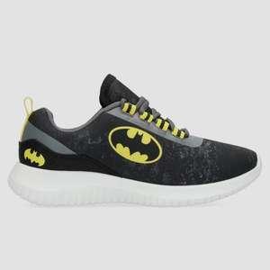 Batman, Mickey Mouse, Spiderman en meer kindersneakers voor €11,24 / €14,99 @ Aktiesport