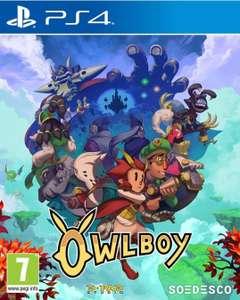 Owlboy voor Ps4