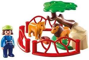 Playmobil 1.2.3 9378 Leeuwenverblijf