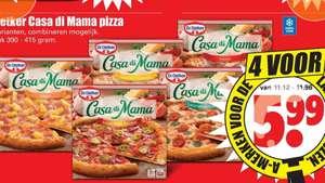 Casa Di Mama 4 voor €5,99 @Dirk