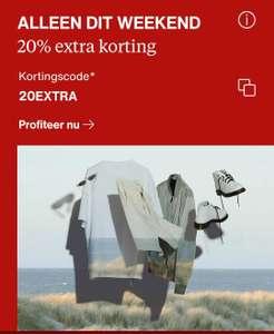 Zalando 20% extra korting op sale artikelen
