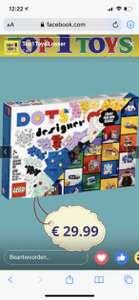 Lego Dots Designer (lokaal + online )