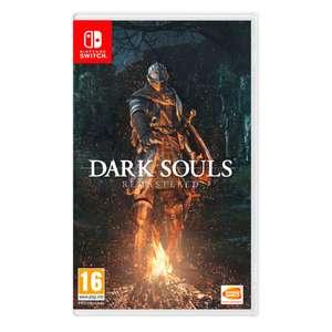 Dark Souls: Remastered Nintendo Switch