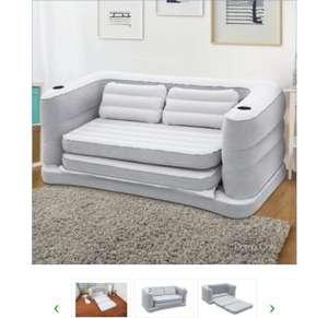 De Bestway Multi Max II opblaasbare bank / 2-Persoons bedbank