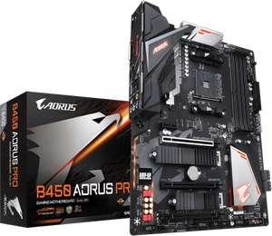 Gigabyte B450 Aorus Pro (AM4, ATX)