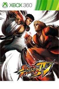 Street Fighter IV - XBOX - Gratis voor Gold leden