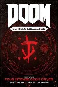DOOM Slayers Collection - Microsoft Store UK - DOOM, DOOM II, DOOM 3 & DOOM 2016
