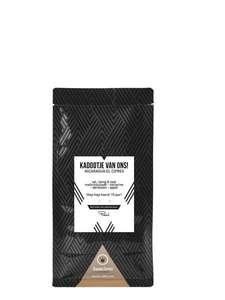 Bij aankoop vanaf €15 een gratis pak koffiebonen bij Fascino
