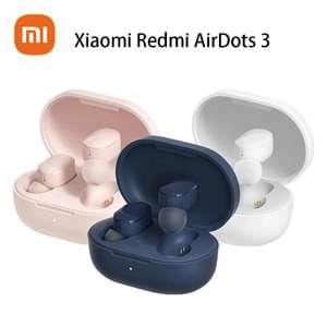 Xiaomi Redmi Airdots 3 TWS in-ear koptelefoon voor €29,99 @ Gshopper
