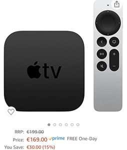Apple TV 4K 32 GB 2021 model