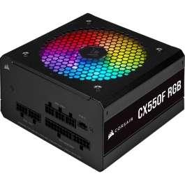 CORSAIR CX550F RGB (550W, 80 Plus Bronze)
