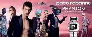 GRATIS SAMPLE: Paco Rabanne Phantom