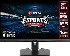 "Warehouse deal: MSI Optix MAG274QRF-QD 1440p 165hz 27"""