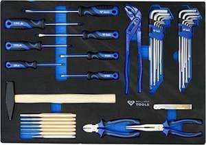 Briljant Tools BT158039 37-delige gereedschapsset voor €19,97 @ Amazon.nl